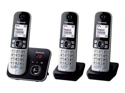 Panasonic KX-TG6823 Sort