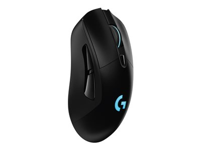 Logitech Wireless Gaming Mouse G703 LIGHTSPEED with HERO 25K Sensor Mouse optical 6 buttons