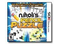 NikoliFEETs Pencil Puzzle Nintendo 3DS