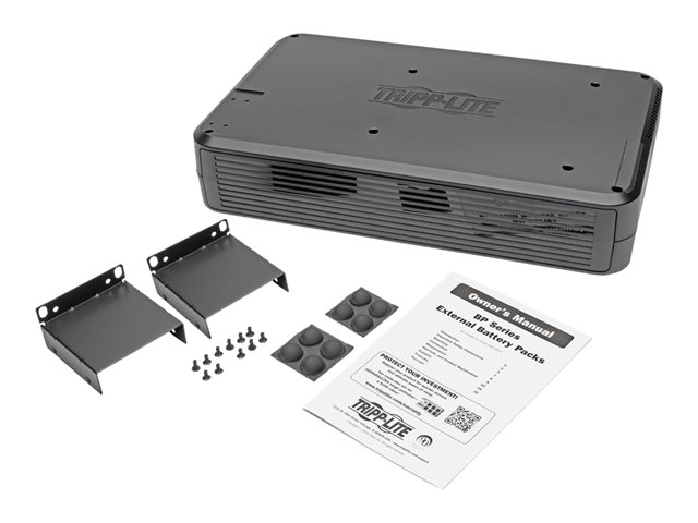 Tripp Lite 24V 2U Rackmount External Battery Pack for select UPS Systems