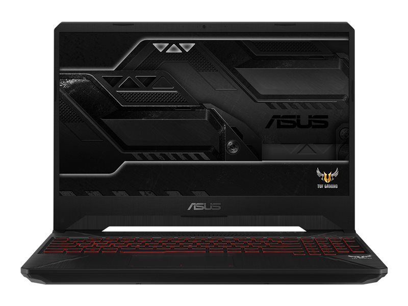 "ASUS TUF Gaming FX505GD BQ115T - 15.6"" - Core i7 8750H - 8 Go RAM - 128 Go SSD + 1 To HDD"