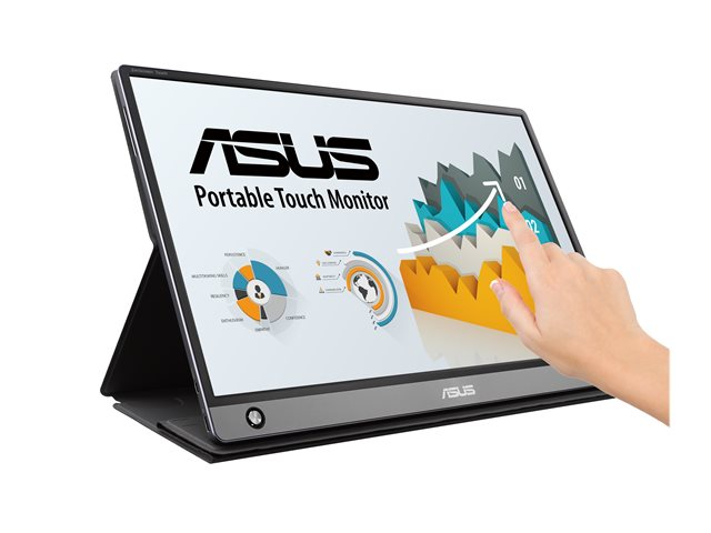ASUS ZenScreen Touch MB16AMT