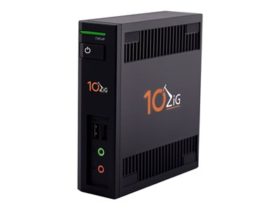 10ZiG V1200-P Zero client DTS 1 x Tera2321 no HDD GigE monitor: none