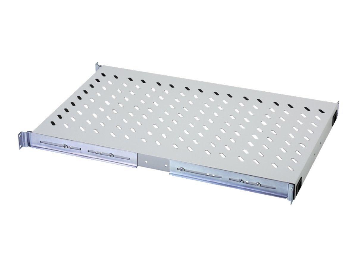 Digitus DN-19 TRAY-1-1000 - Rack - Regal - RAL 7035 - 1U - 48.3 cm (19