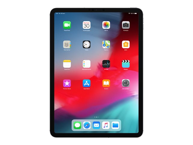 "Apple 11-inch iPad Pro Wi-Fi + Cellular - Tablette - 64 Go - 11"" IPS (2388 x 1668) - 4G - LTE - gris"