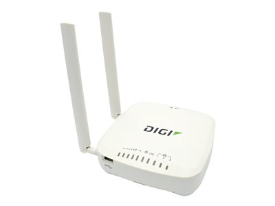Digi 6330-MX06 Wireless router WWAN GigE, Wi-Fi Wi-Fi