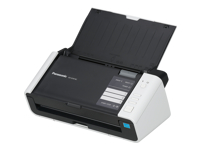 Panasonic KV-S1015C-U - Document scanner - Duplex - 216 x 2540 mm - 600 dpi - up to 20 ppm (mono) / up to 20 ppm (colour) - ADF ( 50 sheets ) - USB 2.0