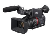 Panasonic P2 HD-AG-CX350PJ Camcorder 4K / 60 fps 15.03 MP 20x optical zoom P2 Car