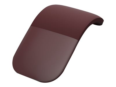 Surface Arc Mouse - mouse - Bluetooth 4.0 - rosso borgogna