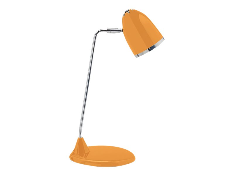 maulstarlet lampe de bureau ampoule led orange lampes de bureau. Black Bedroom Furniture Sets. Home Design Ideas