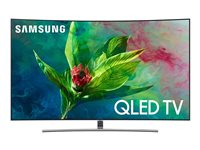 Samsung QN65Q7CNAF 65INCH Class (64.5INCH viewable) Q7C Series curved QLED TV Smart TV