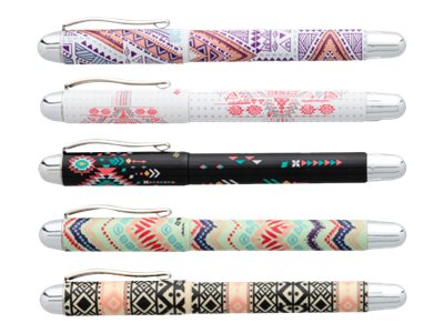 Plumes ink Ethno PLUMink - stylo plume
