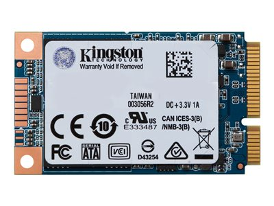 Kingston SSD UV500 480GB mSATA SATA-600