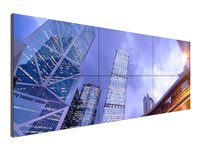 Planar Clarity Matrix LCD Video Wall LX55HD with ERO 55INCH Class LCD video wall commercial use