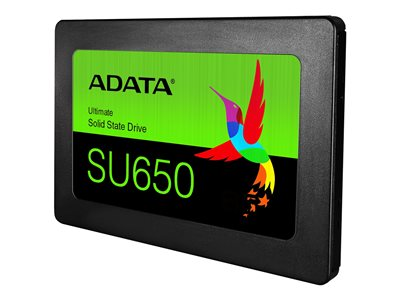 ADATA Ultimate SSD SU650 120GB 2.5' SATA-600