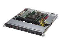 Supermicro SuperServer 1028R-MCT Server rack-mountable 1U 2-way RAM 0 MB SATA/SAS