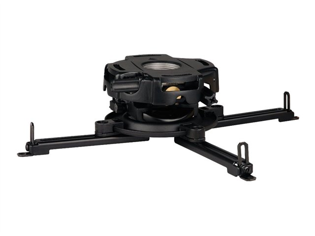 Peerless PRG Precision Gear Projector Mount with Spider Universal Adapter PRG-UNV-W