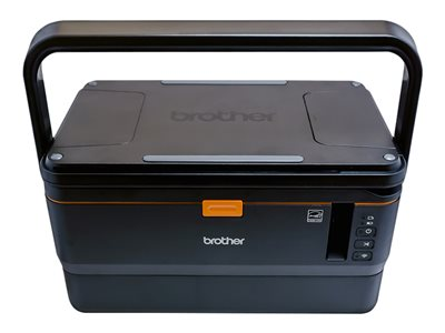 Brother P-Touch PT-E800W Labelmaker monochrome thermal transfer Roll (1.42 in)