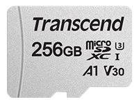 Transcend 300S - flash memory card - 256 GB - microSDXC