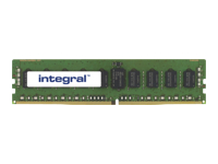Integral - DDR4 - 32 GB - DIMM 288-pin - 2133 MHz / PC4-17000 - CL15 - registered - ECC