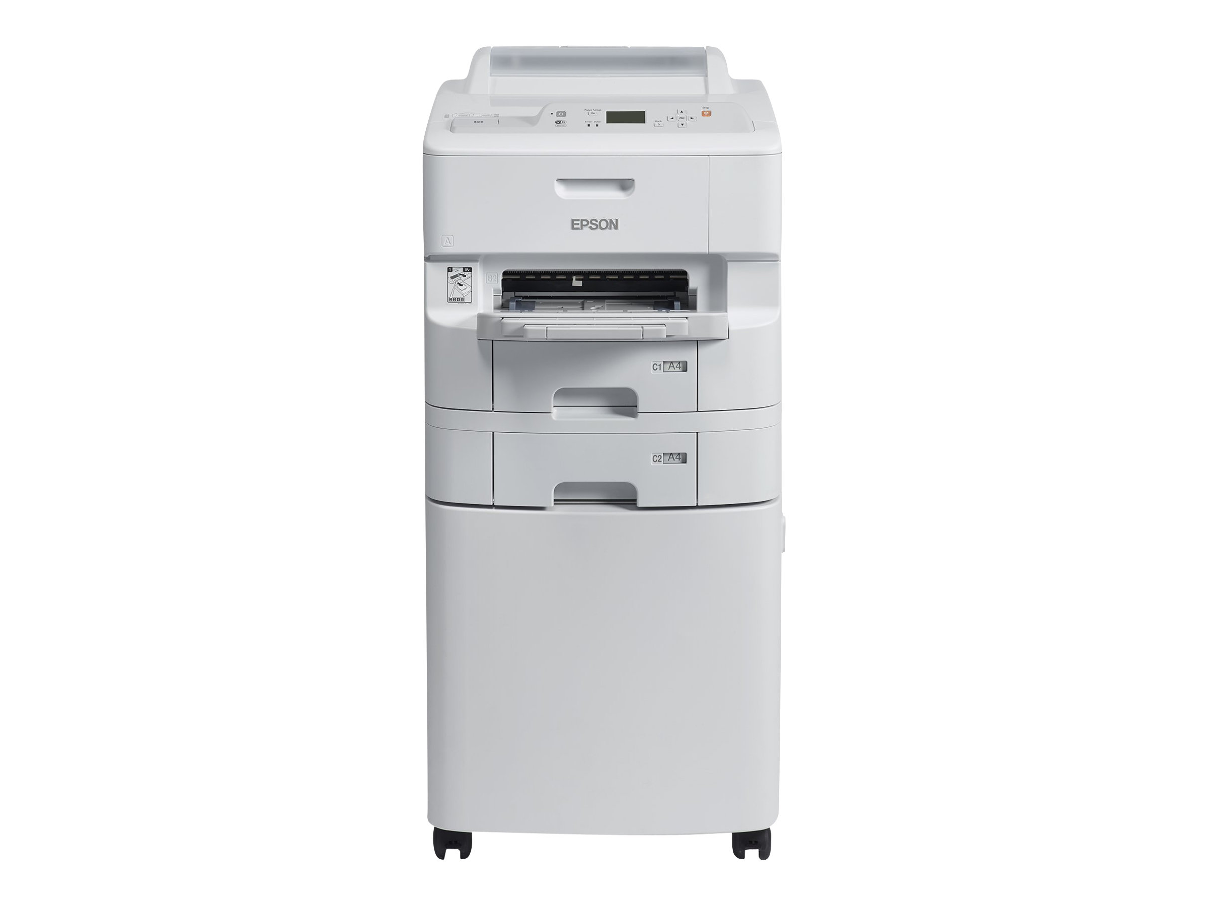 Epson WorkForce Pro WF-6090DTWC - Drucker - Farbe - Duplex - Tintenstrahl - A4/Legal