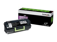 LEXMARK, 522 Toner Return Program