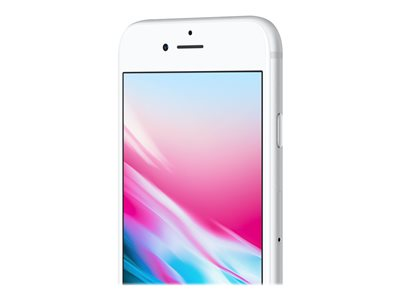 Product | Apple iPhone 8 Plus - silver - 4G LTE, LTE Advanced - 256