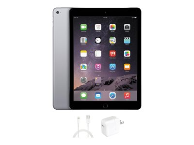 Apple iPad Air 1st generation tablet 16 GB black refurbished