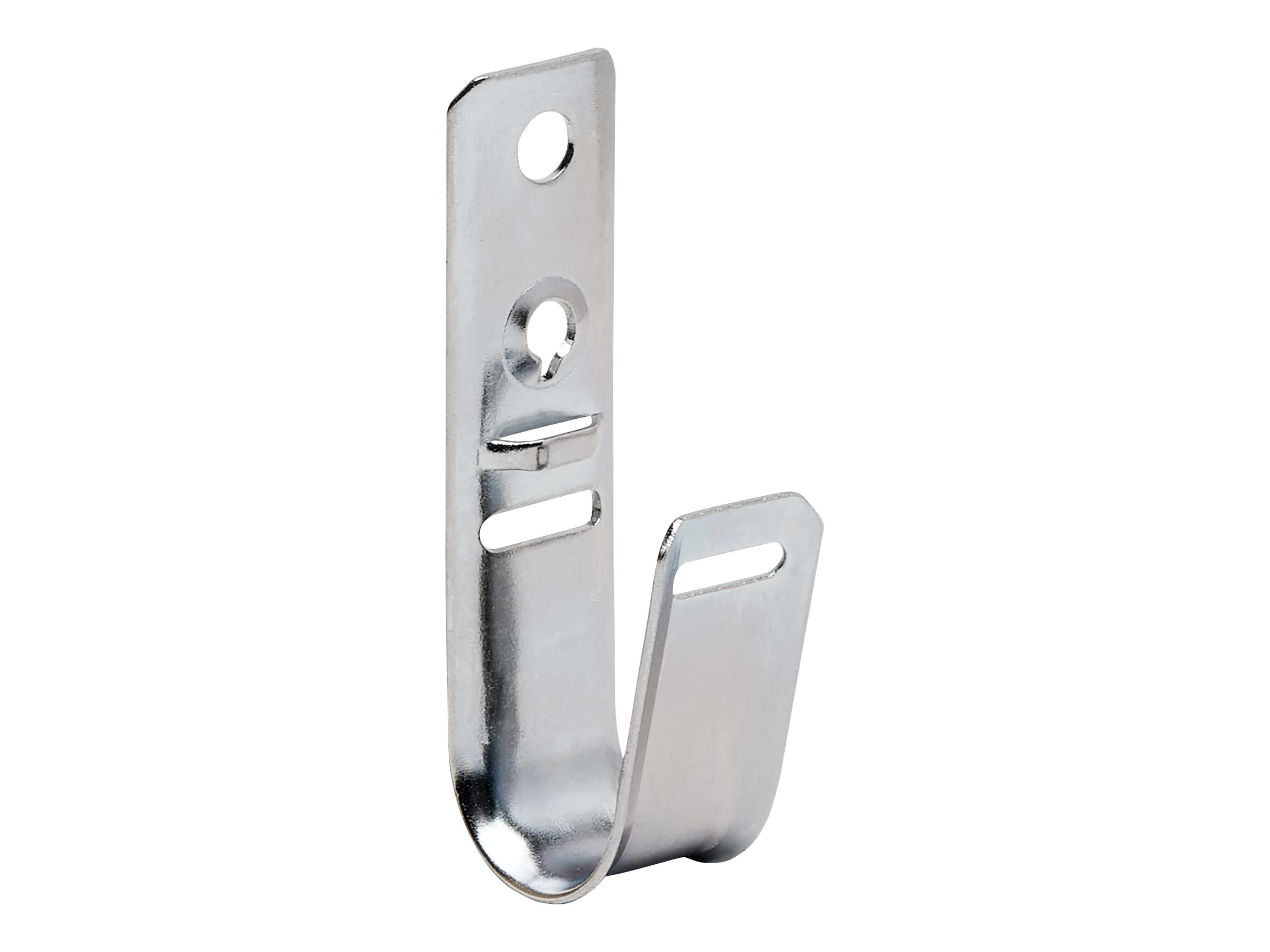 """Tripp Lite J-Hook Cable Support - 3/4"""", Wall Mount, Galvanized Steel, 25 Pack - cable hook"""