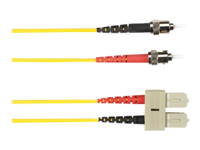 Black Box patch cable - 25 m - yellow