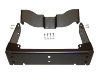 Honeywell - Mounting kit (bracket adapter, U-shaped bracket) for personal computer - in-car - for Thor VM1, VM2