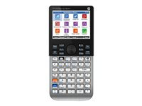 HP Prime G2 Graphing calculator USB battery brushed metal