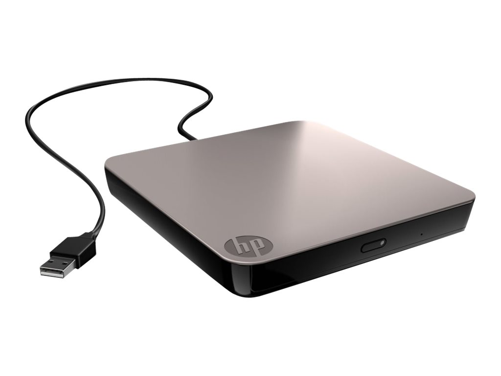 HPE Mobile DVD±RW (±R DL) / DVD-RAM drive - USB - external
