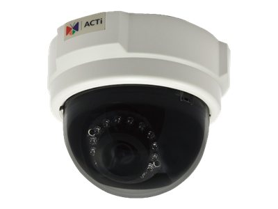 ACTi D55 Network surveillance camera dome color (Day&Night) 3 MP 2048 x 1536