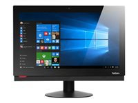 "Lenovo ThinkCentre M810z 10NX - All-in-one - with UltraFlex II Stand - 1 x Core i5 7400 / 3 GHz - RAM 4 GB - HDD 500 GB - DVD-Writer - HD Graphics 630 - GigE - WLAN: 802.11a/b/g/n/ac, Bluetooth 4.1 - Win 10 Pro 64-bit - monitor: LED 21.5"" 1920 x 1080 (Full HD) touchscreen - keyboard: UK - TopSeller"