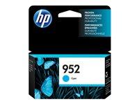 HP 952 Cyan original blister ink cartridge for Officejet Pro