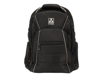 M-Edge Cargo Backpack with Battery Notebook carrying backpack 17INCH black
