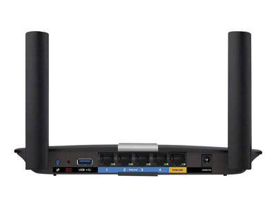 Linksys EA6350 - wireless router - 802 11a/b/g/n/ac - desktop