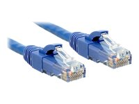 Lindy Premium - Patch-Kabel - RJ-45 (M) bis RJ-45 (M) - 3 m - UTP - CAT 6e