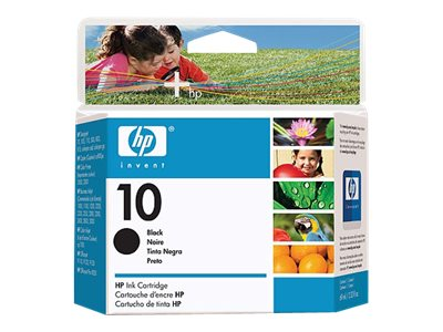 HP 10 69 ml black original ink cartridge