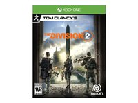 Tom ClancyFEETs The Division 2 Xbox One