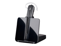 Plantronics CS 540A - CS500 Series - headset - convertible - wireless - DECT