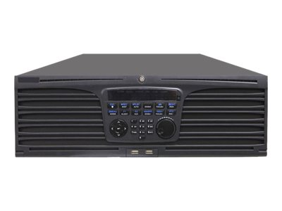 Hikvision DS-9600 Series DS-9664NI-XT NVR 64 channels networked 3U rack-mo
