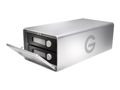 G-Technology G-RAID GRARTH3NB240002BDB Hard drive array 24 TB 2 bays (SATA-600)