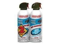 Maxell Blast Away CA-4 Air duster (pack of 2)