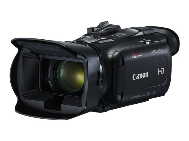 Image of Canon LEGRIA HF G26 - camcorder - storage: flash card