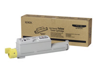 106R01220, Toner, yellow, pro Phaser 6360, 12 000 str