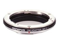 Olympus MF-1 OM Adapter - Bague d'adaptation d'objectif montage Four Thirds