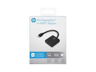 HP Videoadapter DisplayPort / HDMI Sort