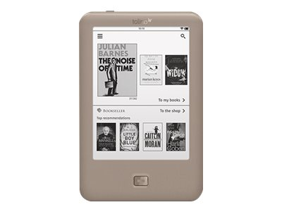 Tolino Page - eBook-Reader - 4 GB - 15.2 cm (6